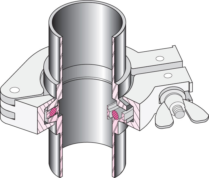 KF Vacuum Fittings Overview