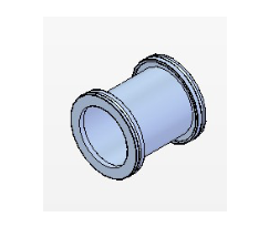 ISO Fittings Straight Connectors