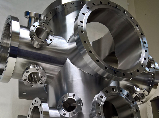 Stainless Steel For Vacuum Applications
