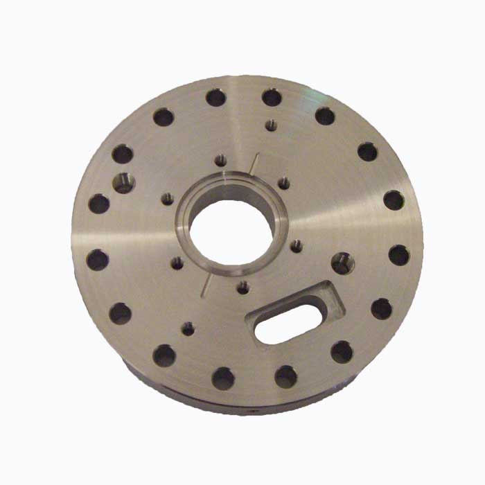 Vacuum machined part-14